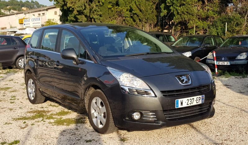 Peugeot 5008 1.6 HDI 112ch GPS