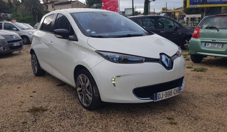 Renault Zoe R90 Business Intens GPS Charge Rapide