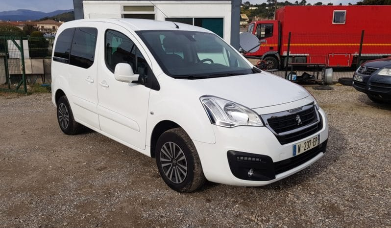 Peugeot Partner Tepee 1.6 BlueHDI 100 faible kms