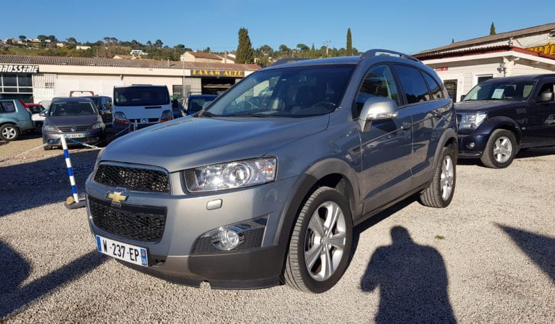Chevrolet Captiva LTZ 2.2 184ch 4X4 7 places 1ère main