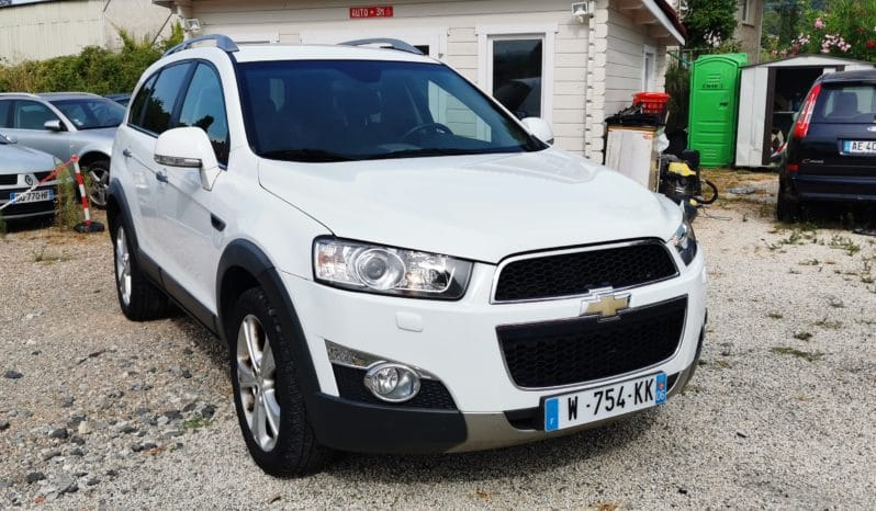 Chevrolet Captiva LTS 4X4 2.2 184cv 7 places