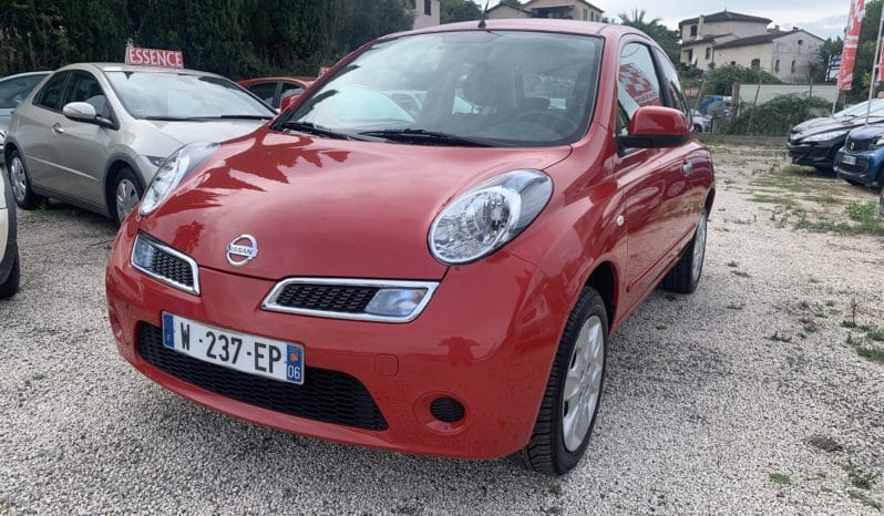 Nissan Micra 1.2 65ch TRES FAIBLE KM