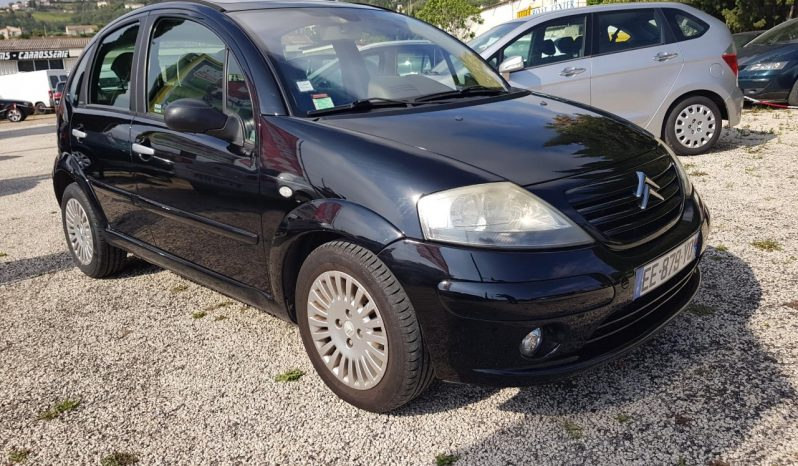 Citroën C3 1.6 16V Exclusive Boite Auto full