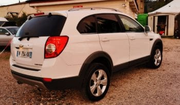 Chevrolet Captiva LT+ 2.2 163ch 7 places Cuir GPS 1ère main full