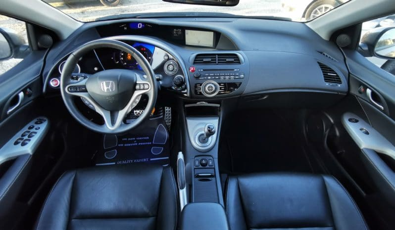 Honda Civic 1.8 Vtec Executive Cuir Navi Boite Automatique full