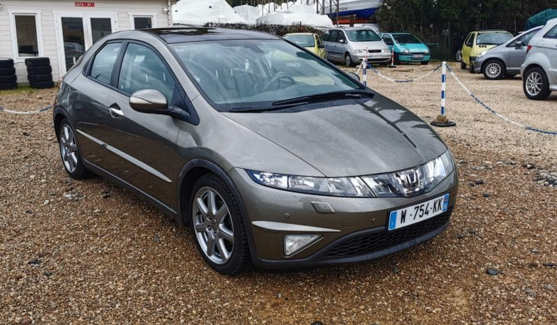 Honda Civic 1.8 Vtec Executive Cuir Navi Boite Automatique